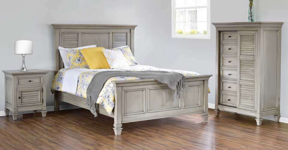 Legacy Village Bedroom Collection