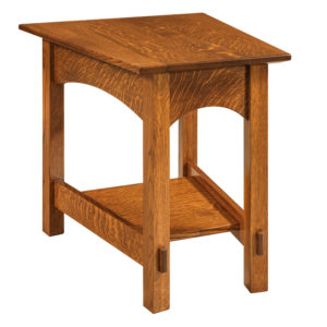 Amish Wedge Table