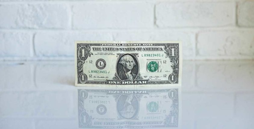 Photo of Dollar Bill