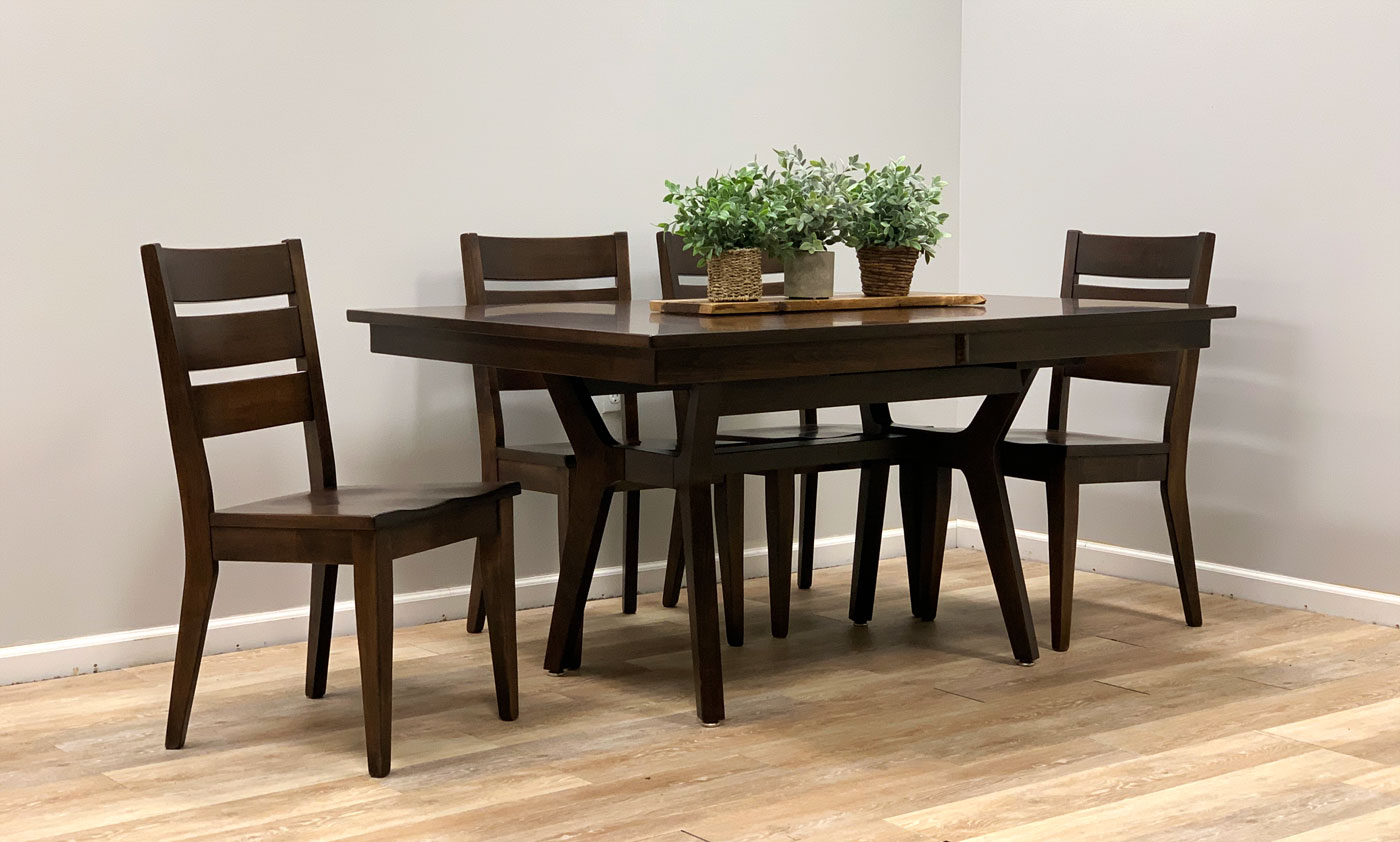 Benson Trestle Table